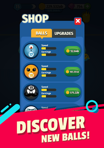 Merge Balls - Idle Game - screenshot