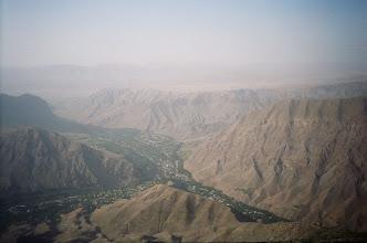 Photo: Shakhimardan village (view from Panorama peak)