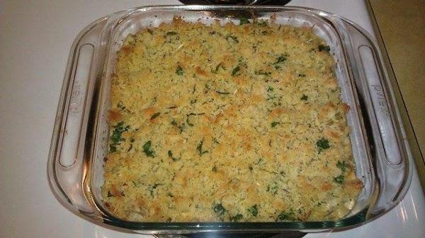 Green Bean And Rice Caserole Recipe