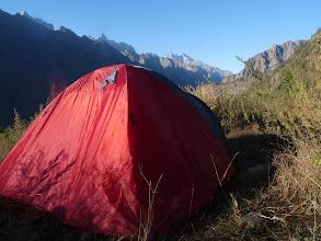 Photo: Pretty campsite