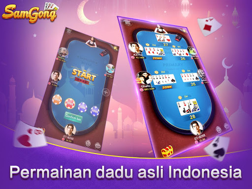 Samgong Indonesia (FREE) 2.7.12 gameplay | by HackJr.Pw 2