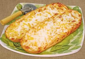 Cheaten Cheesy Bread