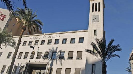 A juicio este lunes acusado de patronear una embarcación que llegó a Villaricos