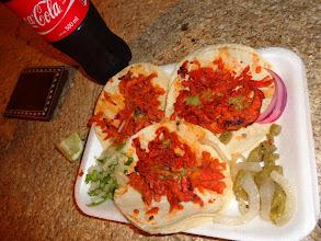 Photo: taco de pastor