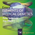 Emery's Elements of Medical Genetics 14e icon
