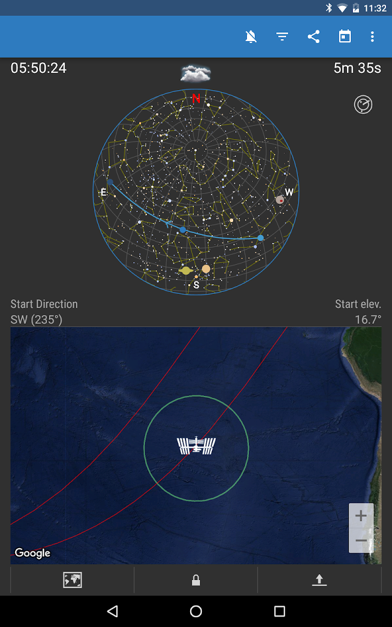 ISS Detector Pro Screenshot 10