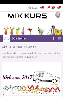 Bremer Cocktail Shuttle- screenshot thumbnail
