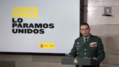 El director adjunto operativo (DAO) de la Guardia Civil, general Laurentino Ceña.