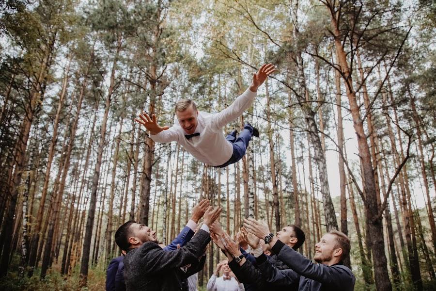 Wedding photographer Aleksandr Shalaev (hromica). Photo of 30.09.2017
