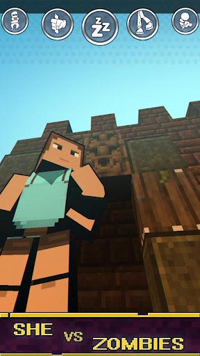 Secret agent game Raider Lara (spy games catacomb) 1 screenshots 2