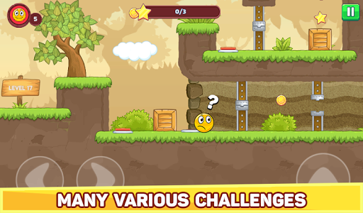 Bounce Ball 5 - Red Jump Ball Hero Adventure filehippodl screenshot 20