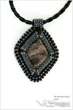Photo: The Diamond Shaped Jasper - Яшма у вигляді ромбу