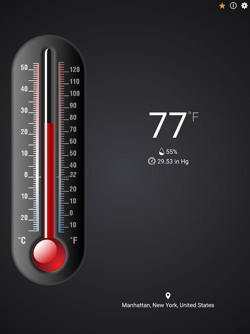 Thermometer++ Screenshot 2