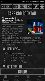 Perfect Drink- screenshot thumbnail