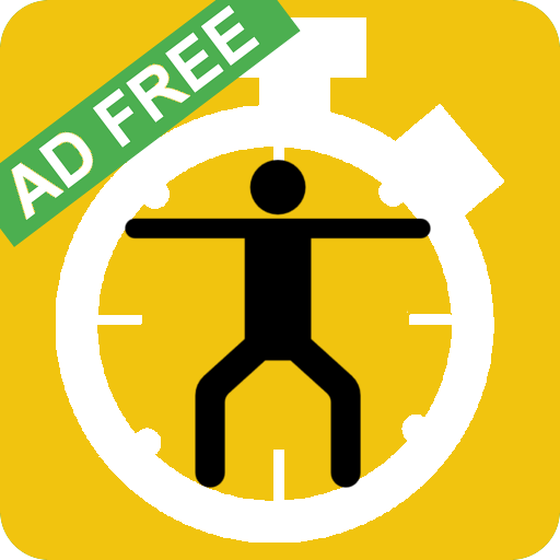 Tabata Timer (Ad Free)