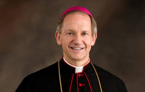 A Catholic bishop takes on a modern priest over gay agenda