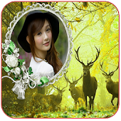 Forest Photo Frame