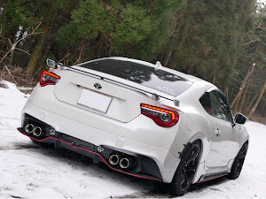 """86 GT""""Limited・High Performance Package""""・2017年式のカスタム事例画像 GOOPY【ご〜ぴ〜】さんの2020年02月09日22:11の投稿"""