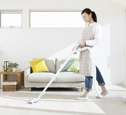 Vệ sinh nhà cửa thường xuyên sẽ mang đến sức khỏe tốt cho mọi người