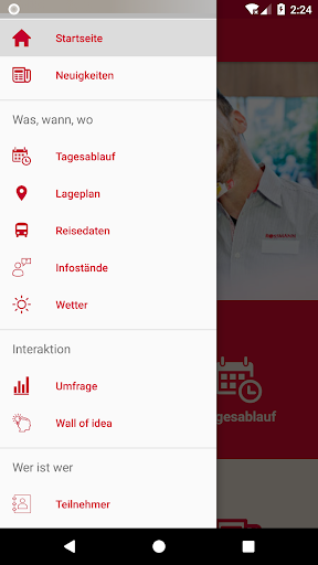 Rossmann Azubi App screenshot 1