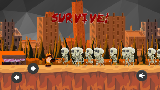 Zombie Shooting Game  screenshots 2