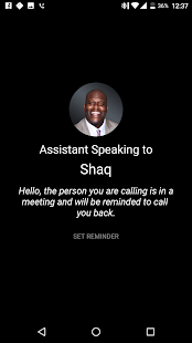 Call Assistant- screenshot thumbnail