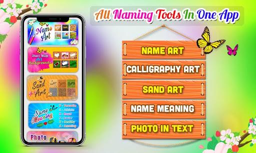 Name Art Photo Editor - 7Arts Focus n Filter 2020 Apk 1