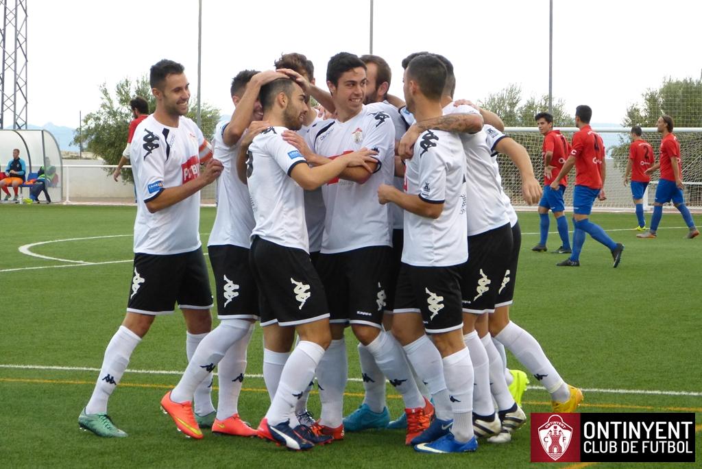 Ontinyent CF 2 - Crevillente Deportivo 0