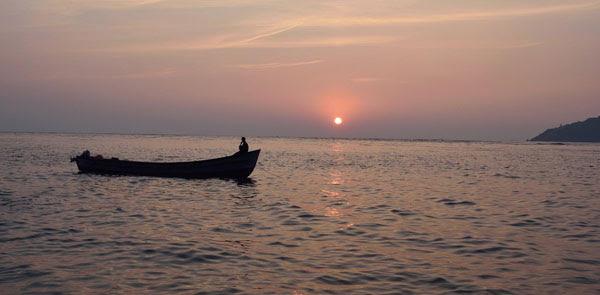 கோகர்ணா கடல்