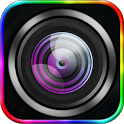camera filters and effects icon