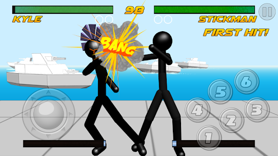 Stickman Fighting 3D MOD Apk 1.11 (Unlimited Money) 4