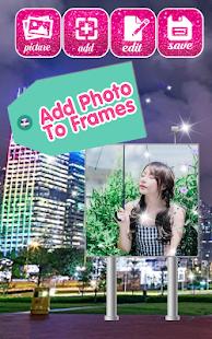 Hoarding Photo Frames 2018 New - náhled
