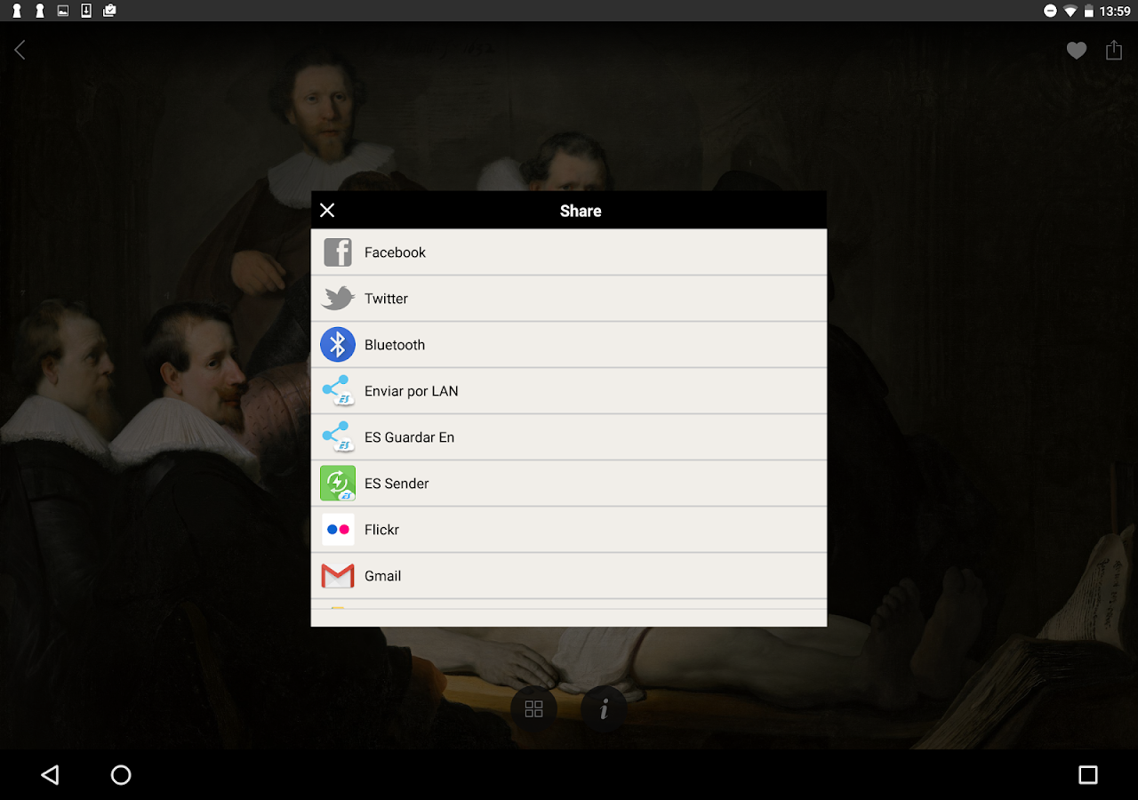 Second Canvas Mauritshuis- screenshot