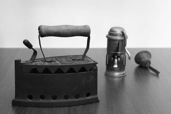 Vecchi strumenti quotidiani di Claudio82