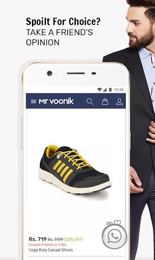 0ff2a7c8dd3 ... Mr Voonik - Online Shopping App screenshot 8