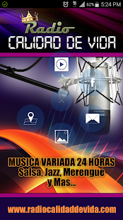 Radio Calidad de Vida- screenshot thumbnail