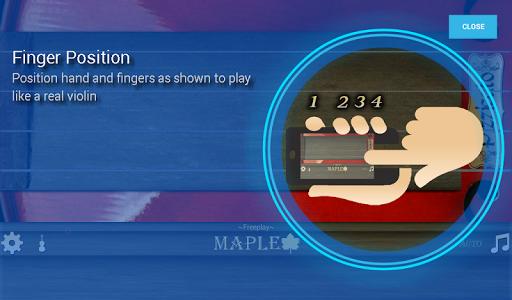 Maple Violin 3.0.1 screenshots 20