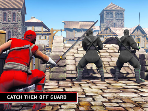 Ninja Battleground Survival 1.14 screenshots 8