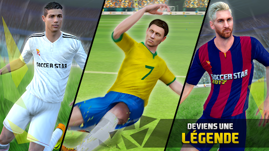 Soccer Star 2018 World Legend Mod 4.0.1 Apk [Unlimited Money] 1