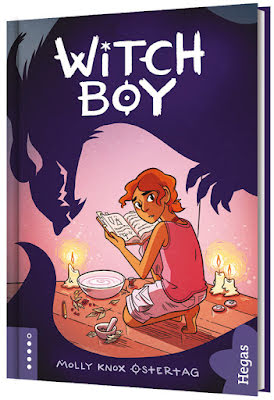 Witchboy 1 - Witchboy