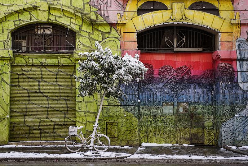 La Neve a Roma di Domenico Cippitelli