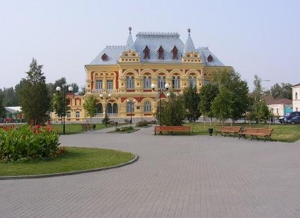 Камышин - náhled