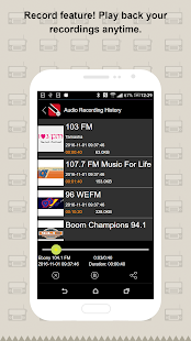 Trinidad and Tobago Radio- screenshot thumbnail