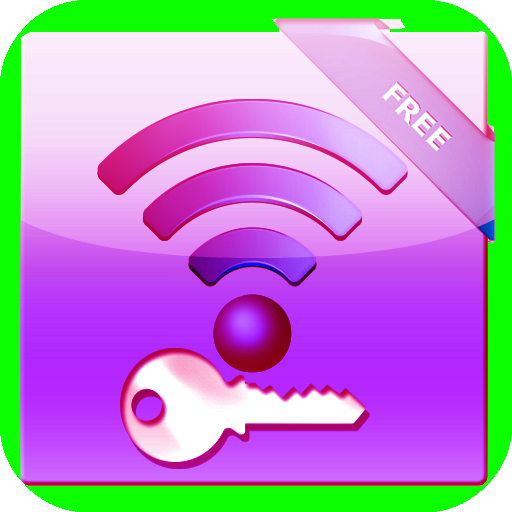 パスワードの無線LANをハック Prank 工具 App LOGO-APP開箱王