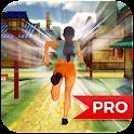 Golden Ninja Run PRO icon
