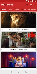 Movie Trailers App Download For Android 1