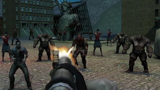Zombie Battlefield Shooter 1.3 screenshots 4