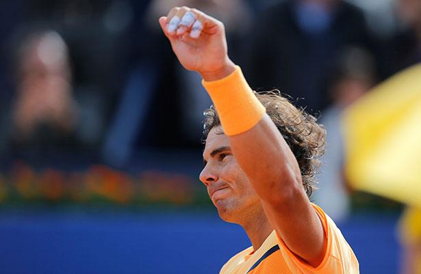 Rafael Nadal ve a Djokovic como favorito para el Torneo de París