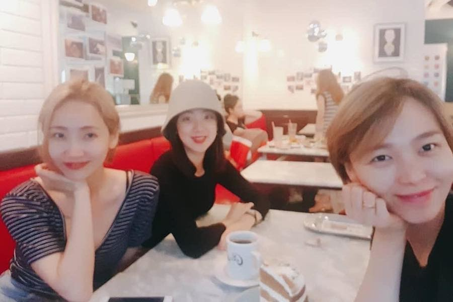 Two snsd members dating each other