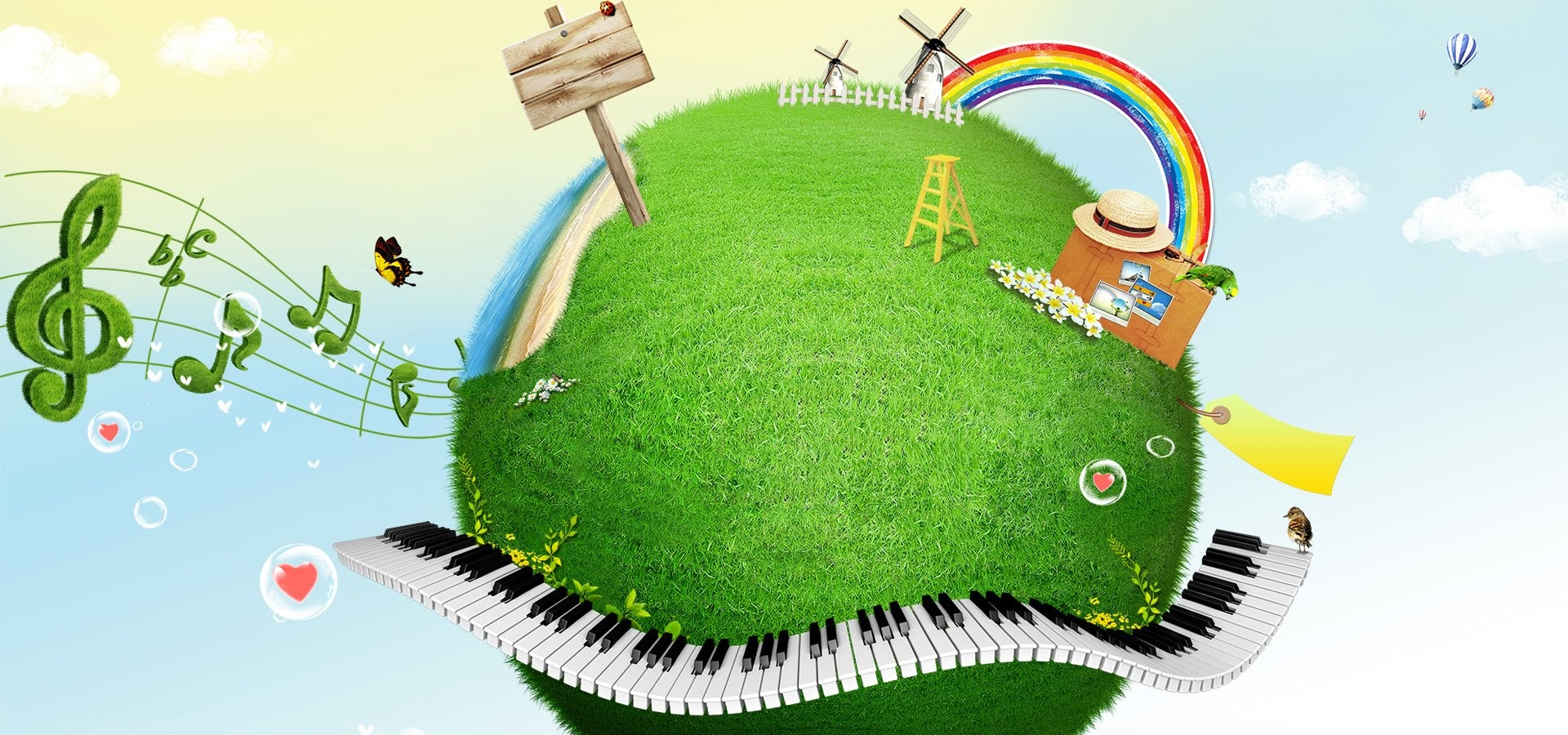 Só a Música Existe